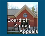 Board of Zoning Appeals Meeting CANCELLED July 19, 2018